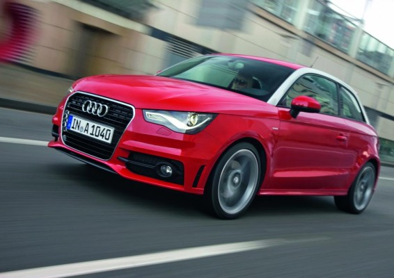 Audi A1 ab morgen im Handel