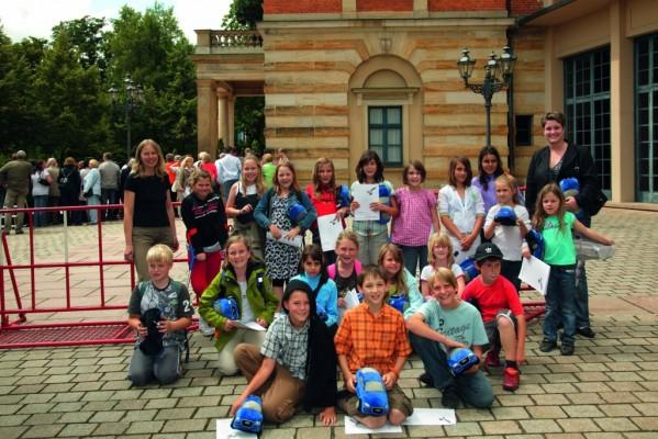 Audi unterstützt Kinderoper in Bayreuth