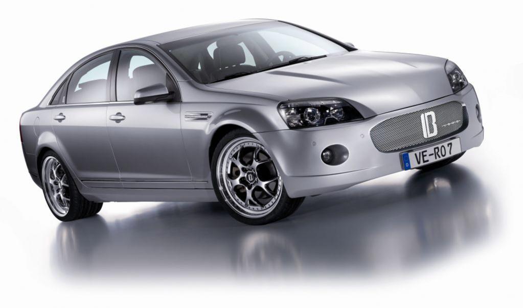 Auf Basis einer australischen Holden-Limousine bot Erich Bitter den Vero an. Nur eine Handvoll Autos wurden gebaut.