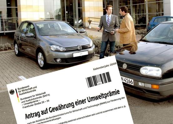 Autobranche soll für Abwrackprämie zahlen