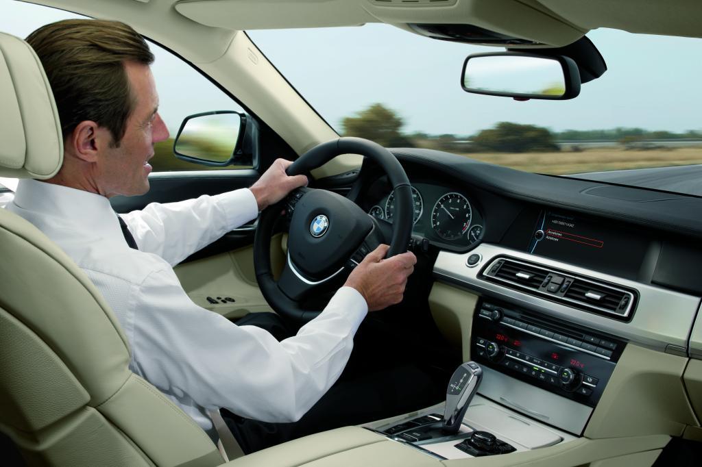 BMW Connected Drive bündelt eine Vielzahl von Hilfen.