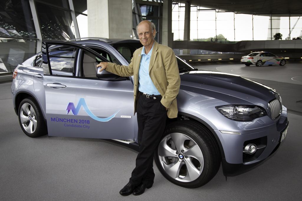 BMW erweitert München 2018 um Active-Hybrid X6