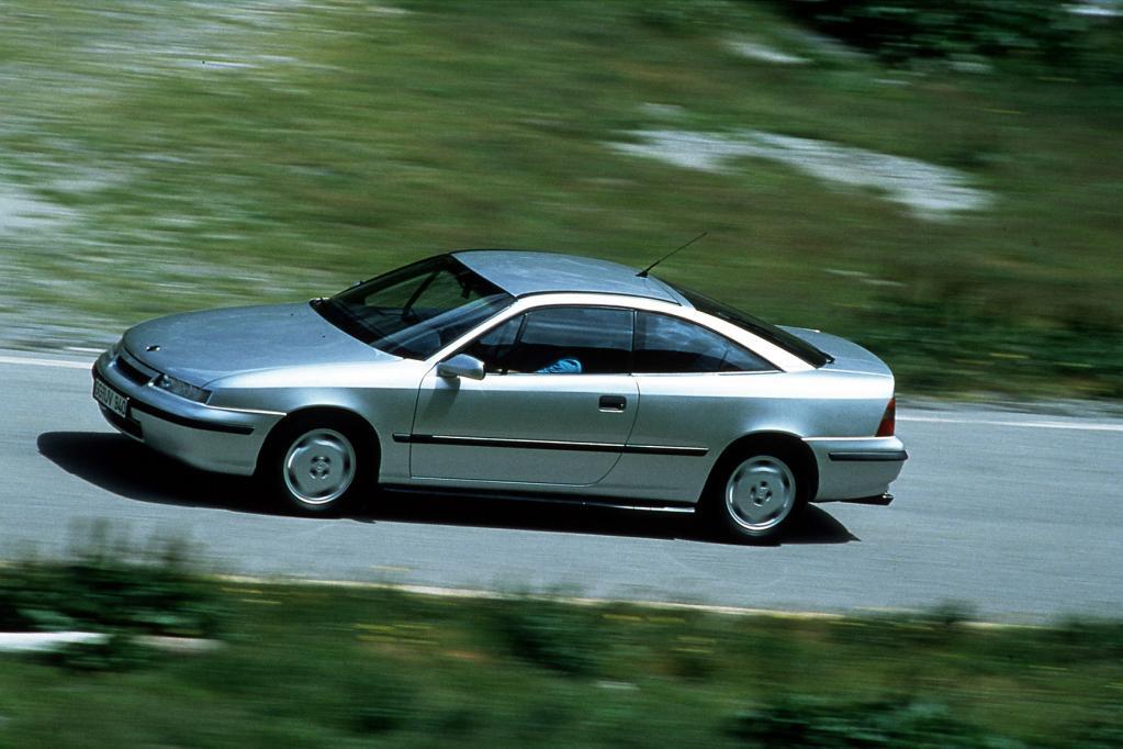 Basis des sporlichen Keils war der Opel Vectra.