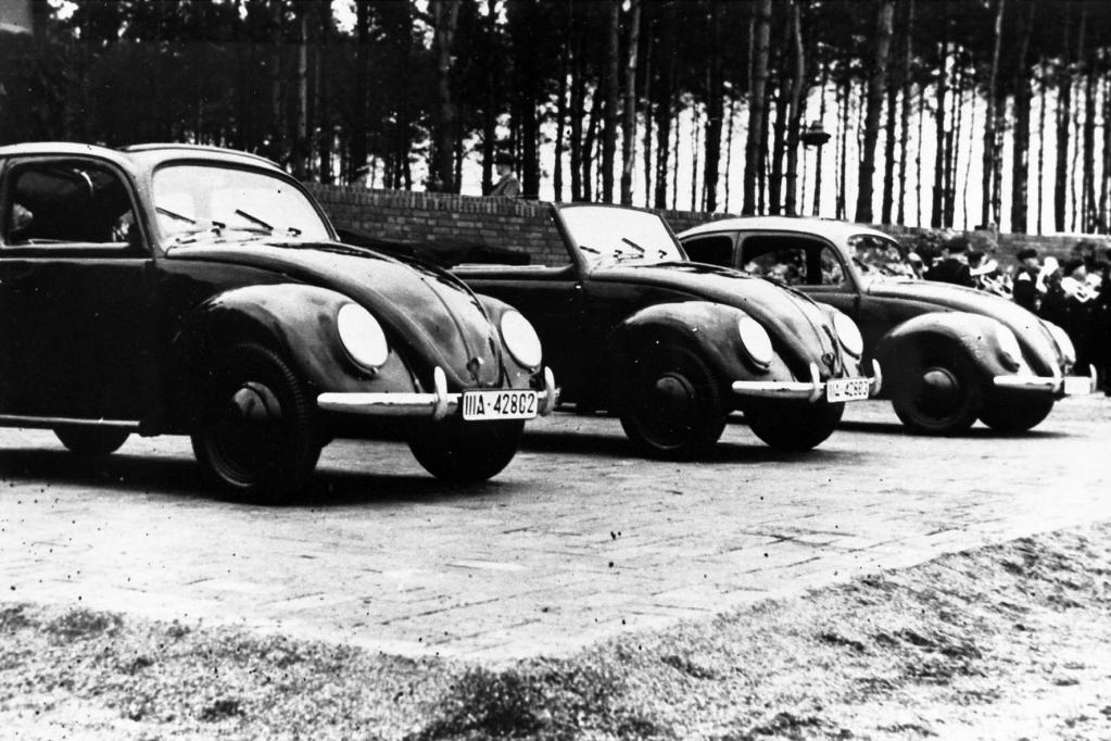 Bereits Mitte der 30er-Jahre wurde einzelne Cabrioversionen des Käfer gebaut.