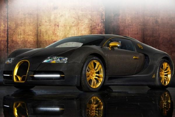 Bugattis Goldjunge