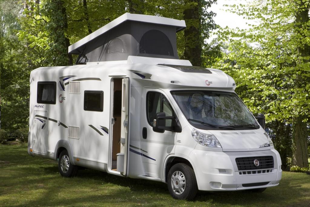 Caravan Salon 2010: Bilder einer Ausstellung - Reisemobile
