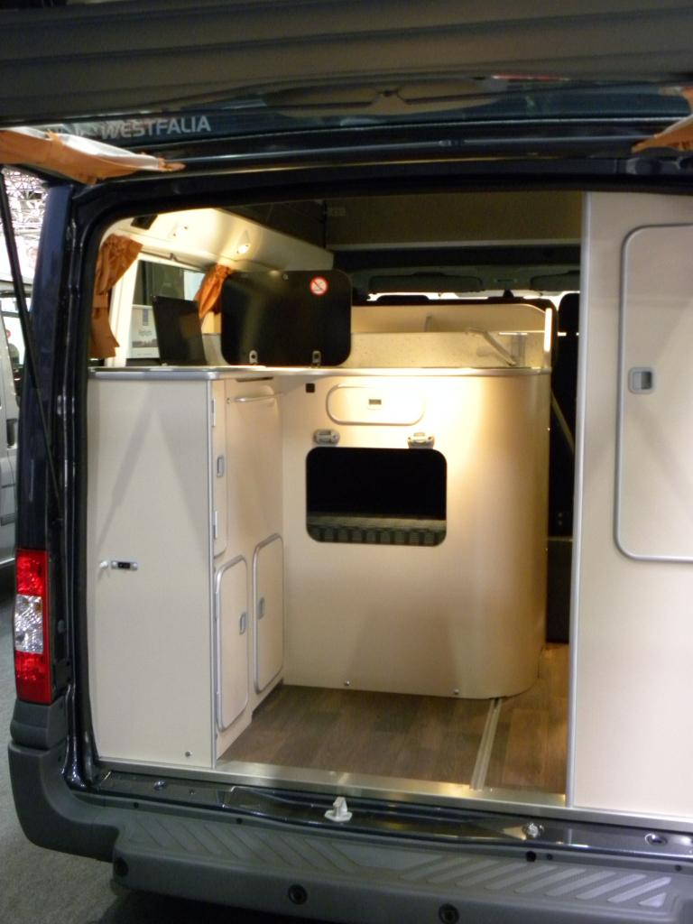 Caravan-Salon 2010: Neuauflage des Ford Transit Nugget