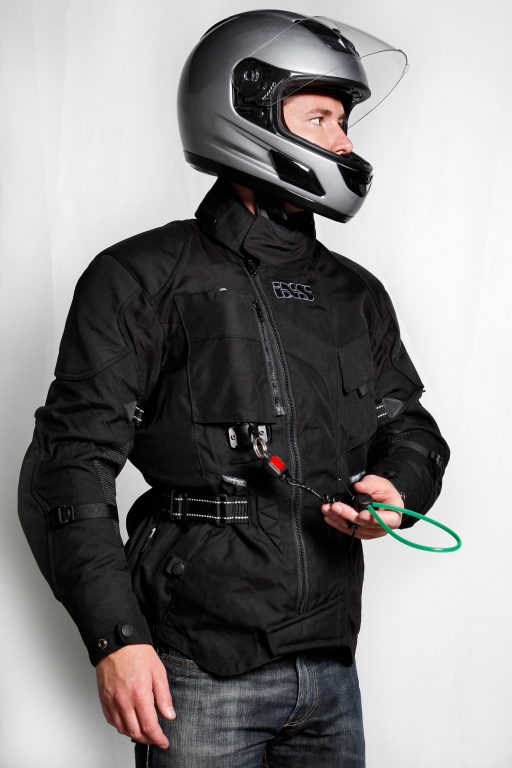 D.P.I. Safety Motoairbag