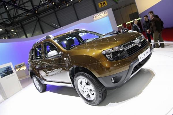 Dacia Duster scheitert beim