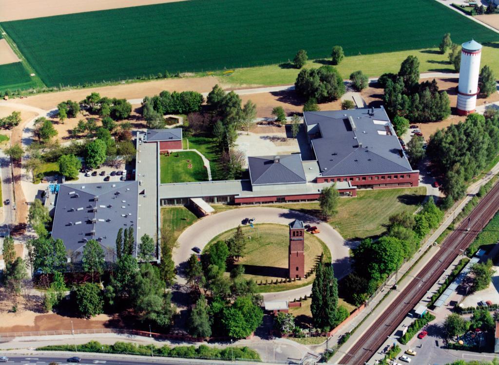 Das Entwickluns- und Designzentrum in Oberursel.