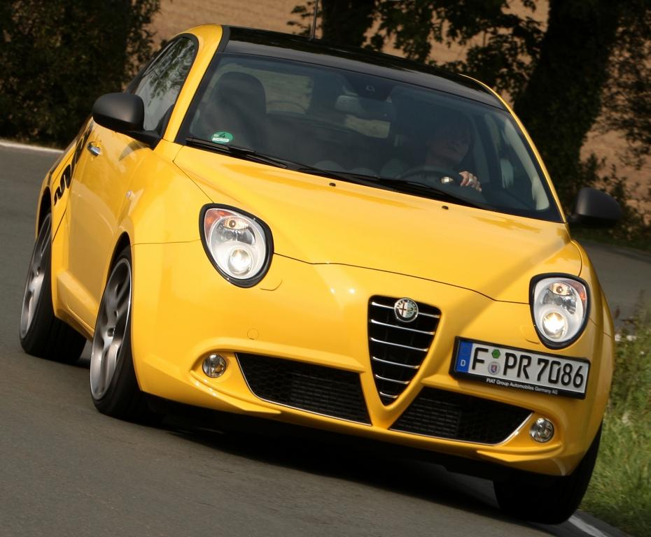 Der Alfa MiTo entwickelt sich zum Technologie-Träger.
