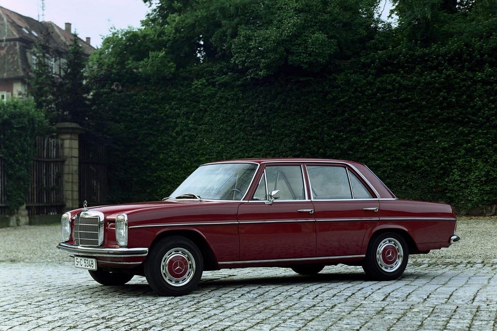 Der Mercedes-Benz