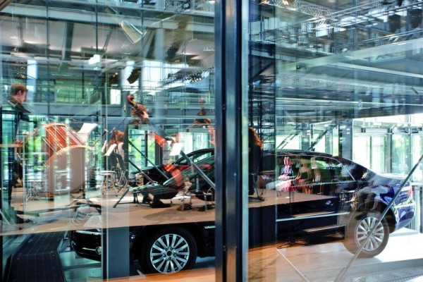 Die Gläserne Manufaktur unterstützt das 18. Moritzburg Festival