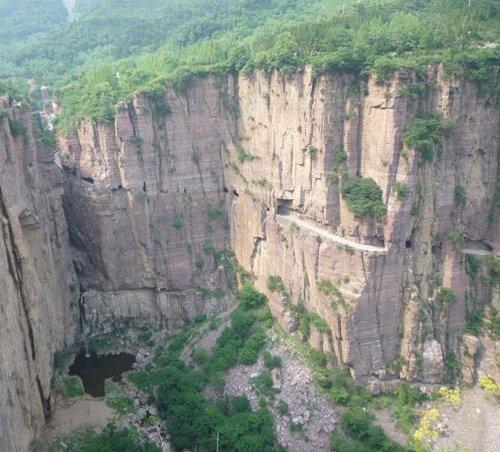 Die gefährlichsten Straßen der Welt - Heute: Guoliang Tunnel Road in China