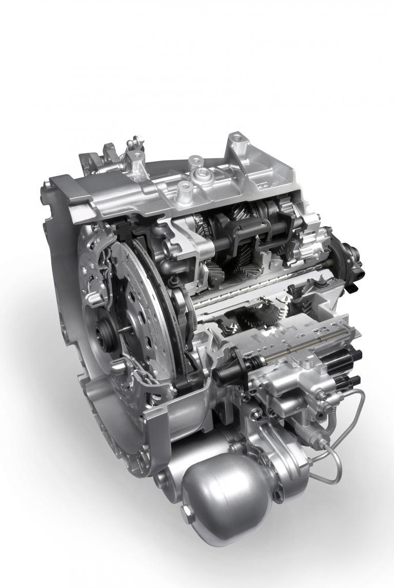 Doppelkupplungsgetriebe Alfa TCT.