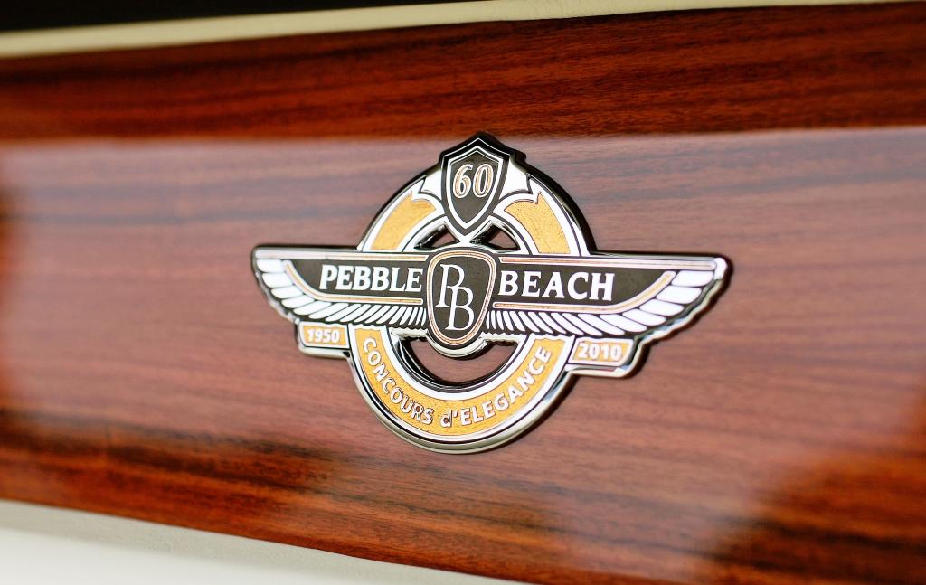 Drophead-Sonderanfertigung für 60 Jahre Pebble Beach