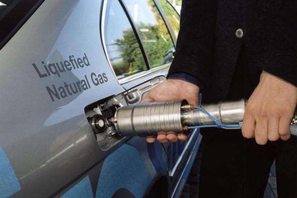 Erdgas: Tankstellen-Netz wächst
