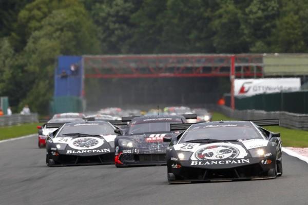 FIA-GT1-WM: Deutsche GT1-Piloten kämpfen am Nürburgring