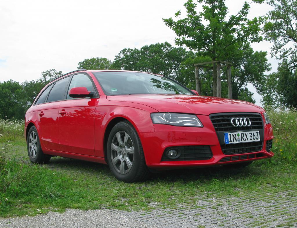 Fahrbericht Audi A4 Avant: Stilvolle Businessclass