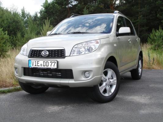 Fahrbericht Daihatsu Terios Top 2WD: Wendig wie keiner