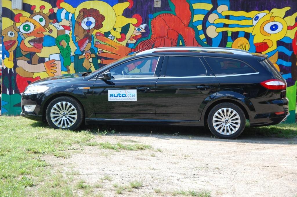 Fahrbericht Ford Mondeo Turnier 2.0 EcoBoost SCTi Titanium Individual: Ein Star für Jedermann