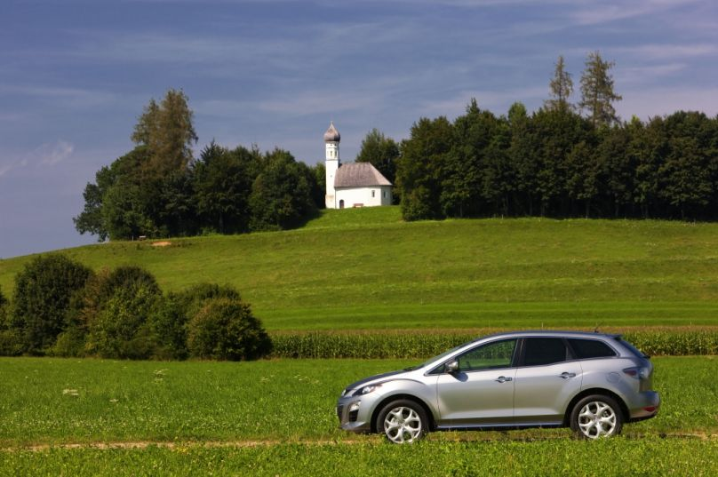 Fahrbericht Mazda CX-7: Sanfter Stadt-Geländegänger