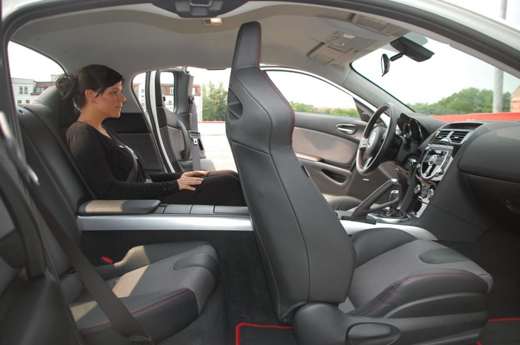Fahrbericht Mazda RX-8: Entschlossen wankelmütige 231 PS