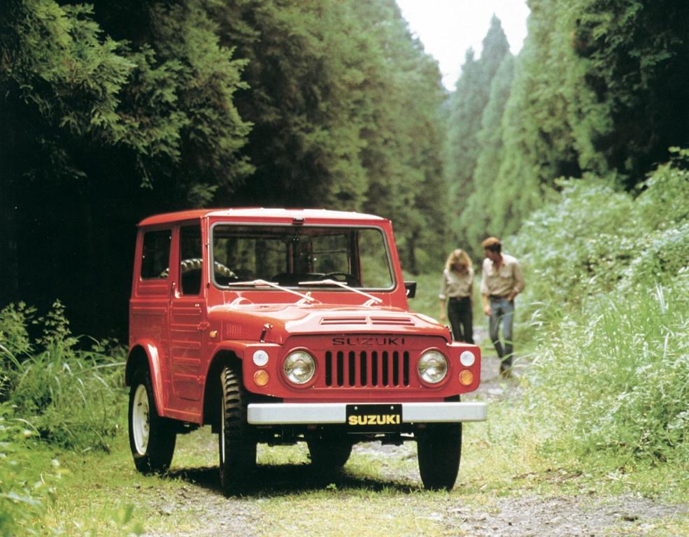 Fahrbericht Suzuki Jimny: Für Jäger und junge Leute