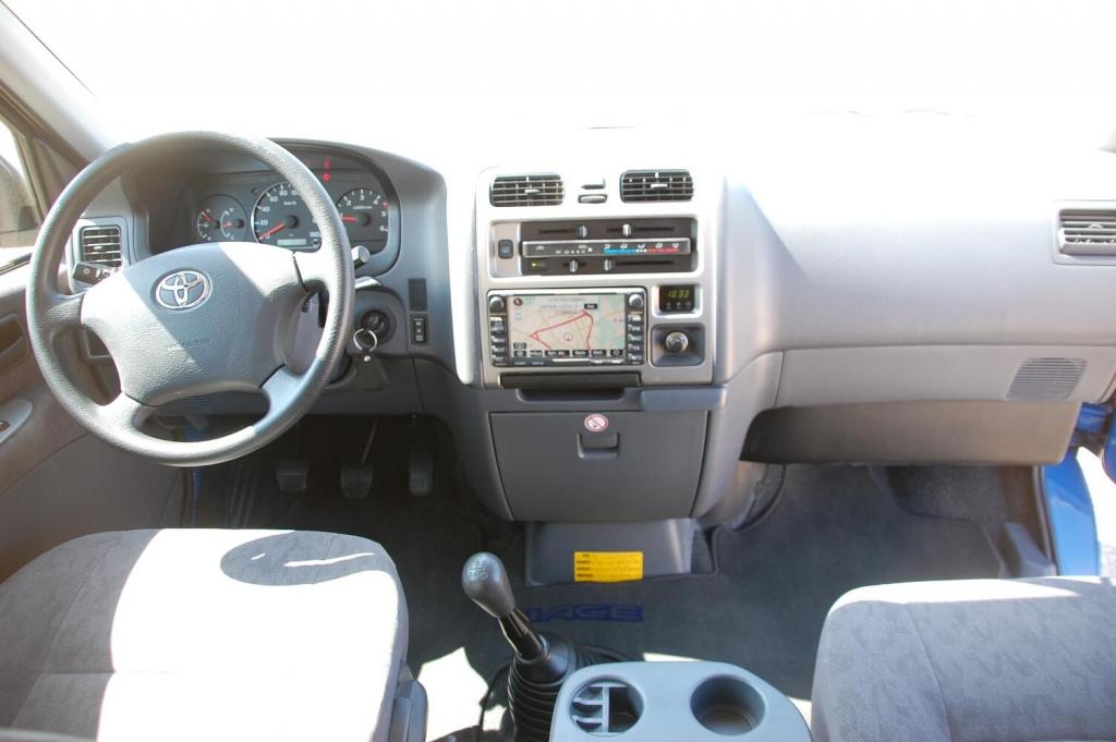 Fahrbericht Toyota Hiace Kombi GL 2.5-l-D-4D 4x4: Zeitreise in japanischer Großraumlimousine