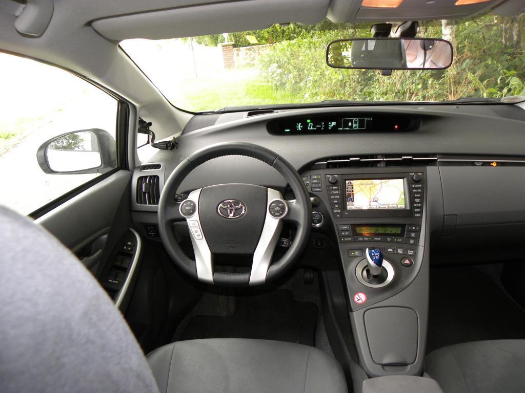 Fahrbericht Toyota Prius Life: 3,9 Liter Verbrauch sind erreichbar