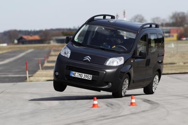 Fiat und PSA reagieren auf ADAC-Ausweichtest