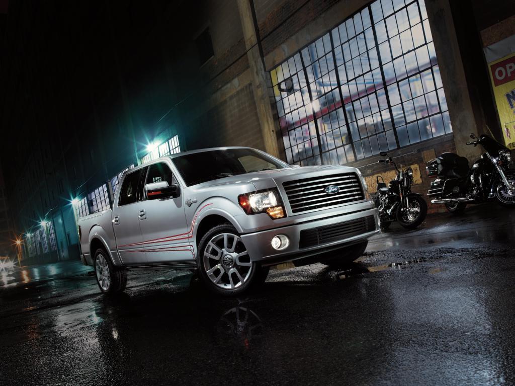 Ford F 150 und Harley-Davidson: Zwei Ikonen gehen zusammen