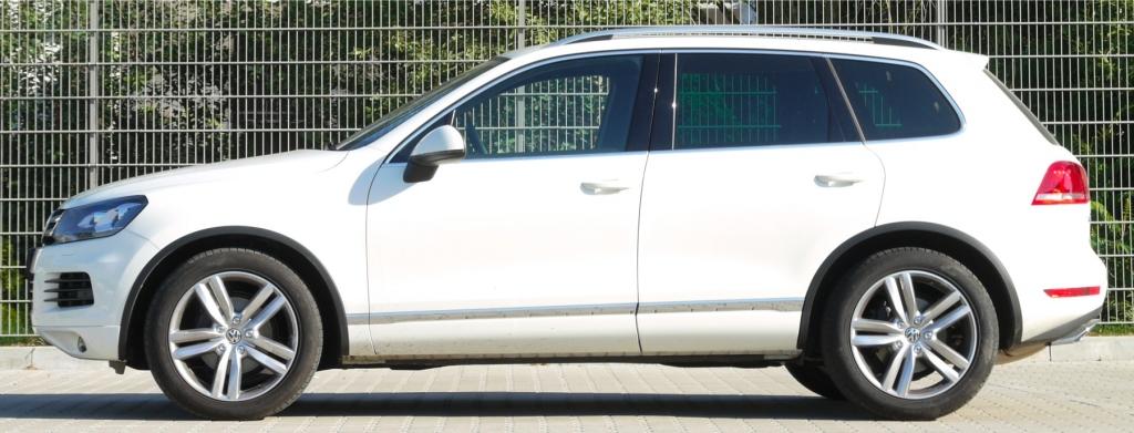 H&R VW Touareg: Fahrfreude in allen Lebenslagen