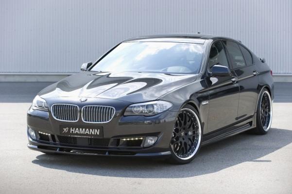Hamann bietet Veredelungsprogramm für den BMW 5er