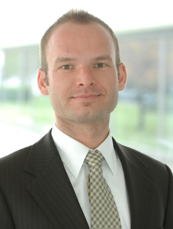 Henning Meyer ist Deutschland-Sprecher von Toyota.