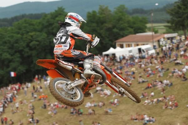 Henry Jacobi ist Motocross-Weltmeister