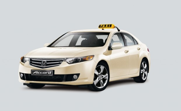 Honda bietet Accord als Taxi-Sondermodell