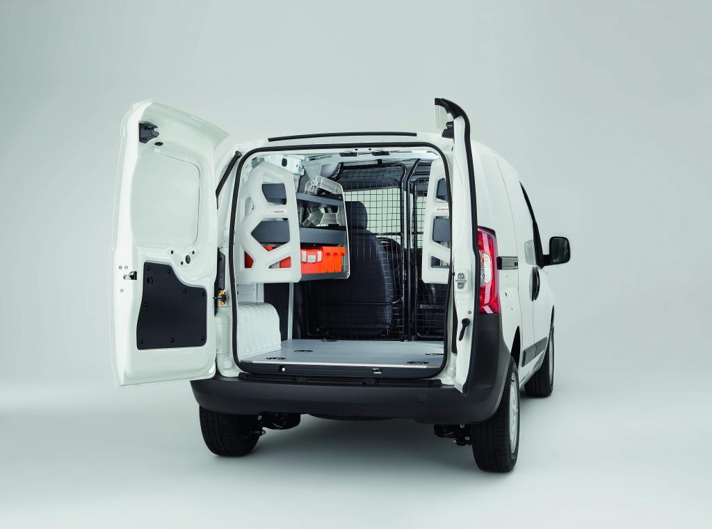 IAA Nutzfahrzeuge 2010: Citroën Nemo mit Werkstatteinrichtung und neuem Diesel
