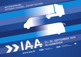 IAA Nutzfahrzeuge 2010: Sondershow von US-Trucks