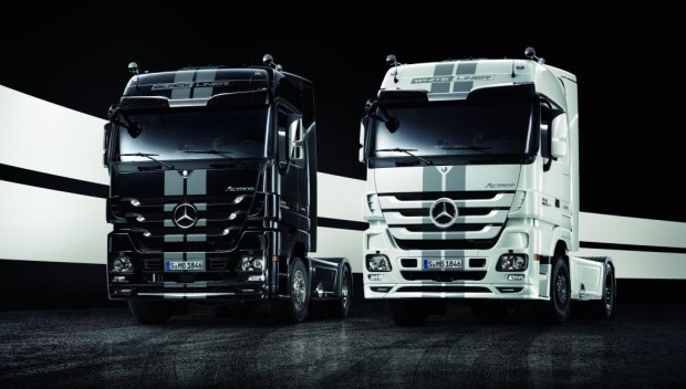 IAA Nutzfahrzeuge: Mercedes-Benz zeigt exklusive Actros-Edition