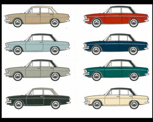 Im Audi museum mobile wird's bunt