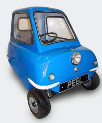 Insel-Isetta: Neuauflage des kleinsten Autos der Welt