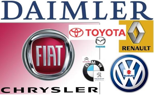 Kommentar: Weltweiter Automobilbau – ''Da waren's nur noch fünf …''