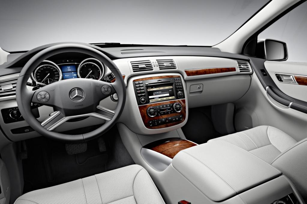 Kurz-Test Mercedes R 350 BlueTEC: Oftmals unterschätzt, aber dynamisch und effizient