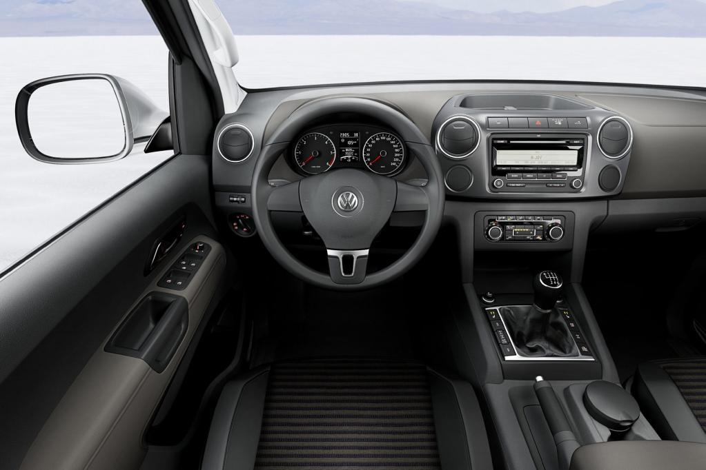 Kurz-Test VW Amarok: Schönes Arbeitstier aus Südamerika