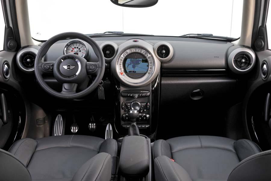Kurztest Mini Countryman Cooper S All 4 – Der Minizilla unter den Mini's