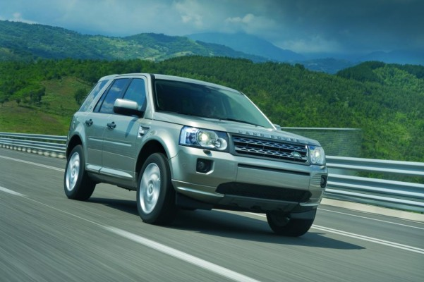 Land Rover Freelander in neuen Varianten