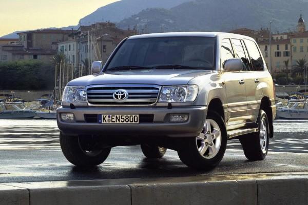 Lenkprobleme beim Toyota Land Cruiser