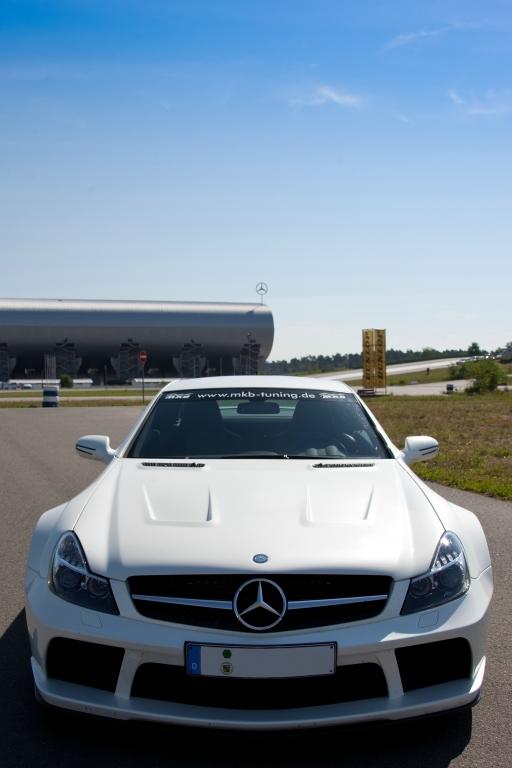 MKB bringt den Mercedes-Benz AMG SL 65 auf über 1000 PS