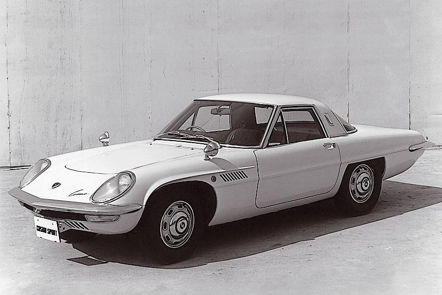 Mazda Cosmo von 1967.